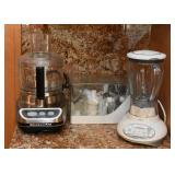 KitchenAid Food Processor, Blender