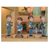 Vintage Beatles Bobble Heads