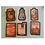 Topps Wacky Packages Stickers (1970