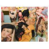 Vintage Plush Toys, Stuffed Animals & Dolls