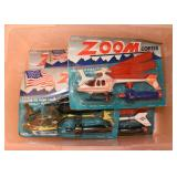 Zoom Copter Helicopter Toys (new in package)