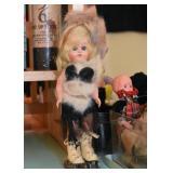 Vintage Dolls (Roller Skates)