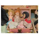 Vintage Dolls & Doll Clothes / Clothing