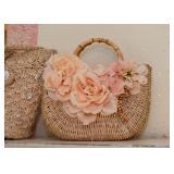Wicker Purses & Handbags