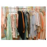 Vintage Bed Linens & Clothing