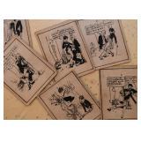 Vintage Erotica Cards- Erotic Cartoons