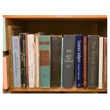 Books - Vintage & Newer - (Art Books, Reference, Non-Fiction, Literature, Education & More)