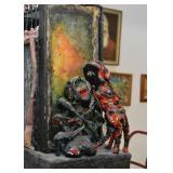 Original Artwork - Sculpture by Donald Seiden