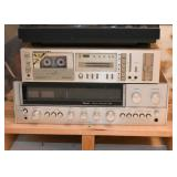 Sansui Stereo Receiver 881
