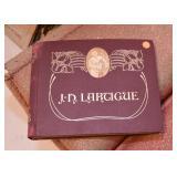 Jacques Henri Lartigue Photographs Book
