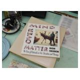 Mind Over Matter Book by Don Seiden (this is his and his wife