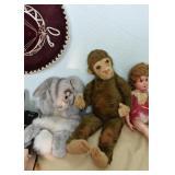Vintage Plush Toys / Stuffed Animals & Dolls