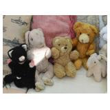 Vintage Plush Toys / Stuffed Animals