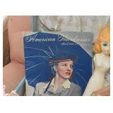 Vintage American Hairdresser Magazine (1942)