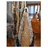 Glitzy, Bling Hand Bags & Totes