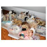 Vintage Plush Toys & Dolls, Doll Clothes, Children
