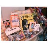 Art & Craft Supplies, Books, Ephemera