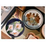 Art Pottery Plates / Ceramics