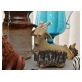 Clay Animal Figurines