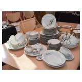 Stonegate China Set (Germany), Bavarian Wooddale Pattern