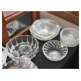 Crystal & Glassware (Serving Pieces, Bowls, Dishes, Platters)