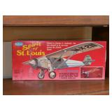Spirit of St. Louis Scale Model