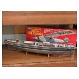 Model Ship