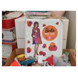 Barbie Dolls - Dolls, Clothes, and Trunks