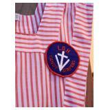 Vintage Candy Striper Apron