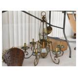Vintage Chandelier / Ceiling Light