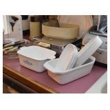 Corningware, Casseroles, Baking Dishes
