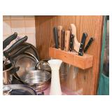 Cutlery, Kitchen Knives