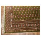 Bokhara Area Rug (approx. 6