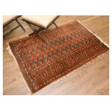 Bokhara Area Rug (approx. 4