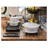 Corningware Casserole Baking Dishes