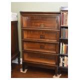 4-Tier Globe-Wernicke Barrister Bookcase