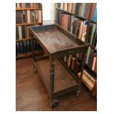 Industrial Metal Rolling Carts (we have 2 of these)