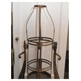 Amazing Mechanical Pourer - Decanter / Decanting Cradle - HUGE - (originally from The Pump Room)