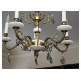 Antique Ceiling Light Fixture / Chandelier