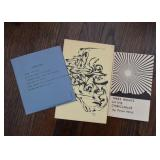 Poetry Booklets