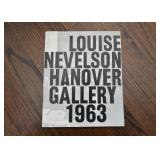Louise Nevelson - Hanover Gallery Art Exhibition (Softcover)