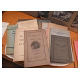 Booklets, Pamphlets, Ephemera