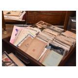 Booklets, Pamphlets, Ephemera, Postcards