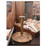 Extra Large Brass Candlestick