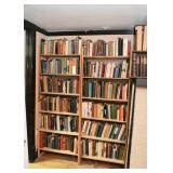 Bookshelves & Thousands of Books!