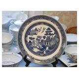 Blue Willow Platter (Johnson Bros, England)