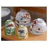 Asian Soup / Rice Bowls (Dragon)