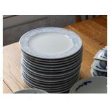 Asian Dinnerware - Small Plates