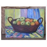 Artwork / Paintings (Apples Still Life)