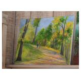 Artwork / Paintings (Landscape & Garden)